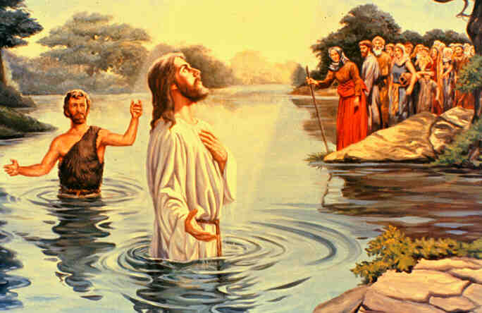 The Commission and the Test – Week 1 of Lent